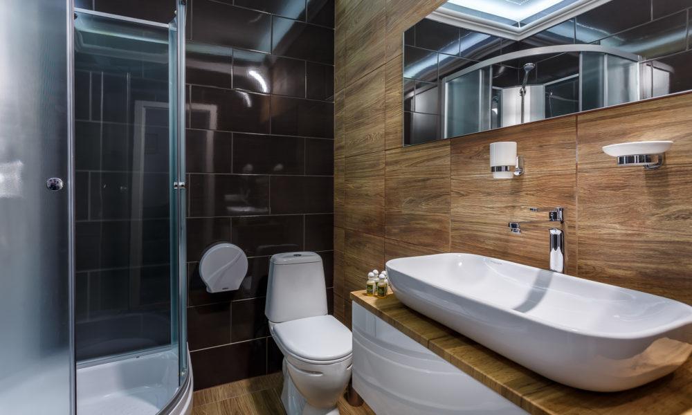 ванная комната стандартный люкс