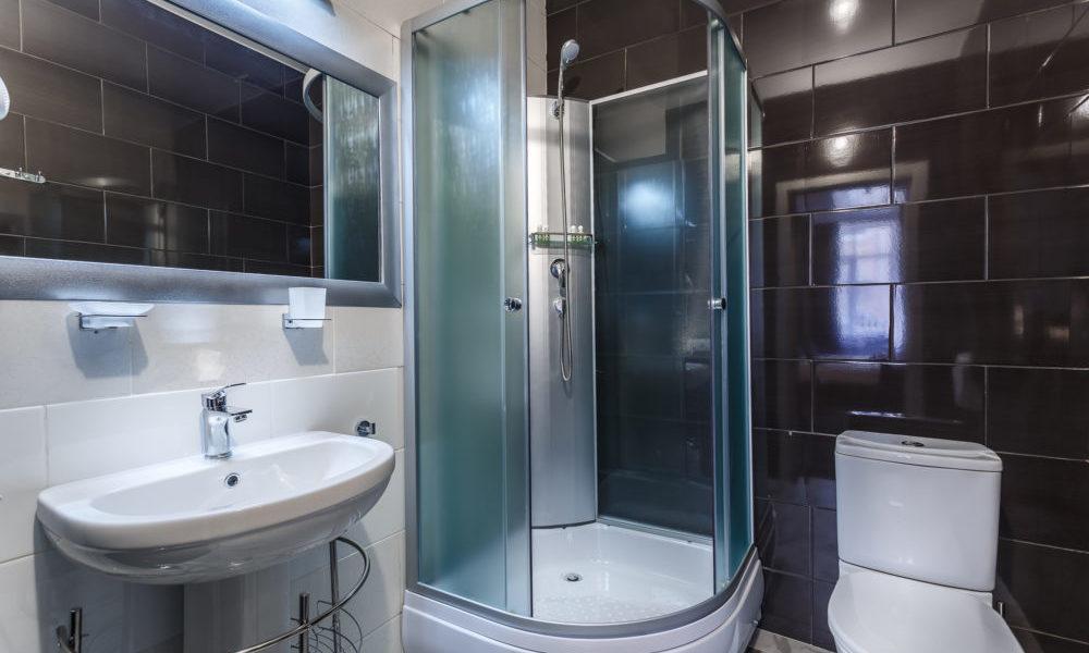 ванная комната улучшенный номер