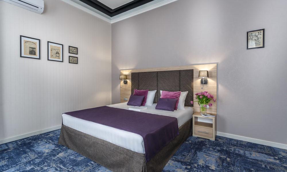 кровать king size номер люкс премиум