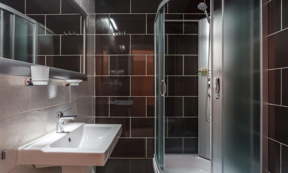 ванна комната бюджетный номер