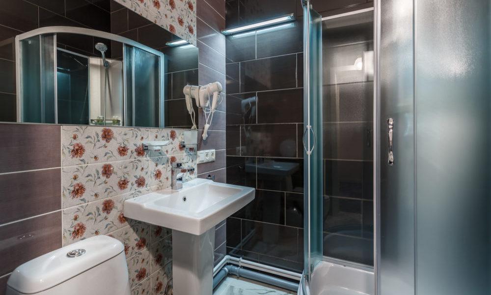 ванная комната стандартный номер